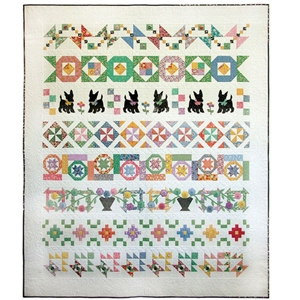 Patterns | Quilters Showcase : row quilts patterns free - Adamdwight.com