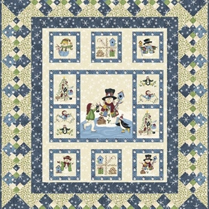 Christmas Quilt Kits | Quilters Showcase : christmas quilt kit - Adamdwight.com