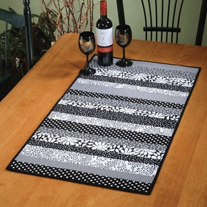 Day Stripper Table Runner Pattern