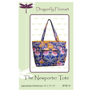 Newporter Tote bag pattern