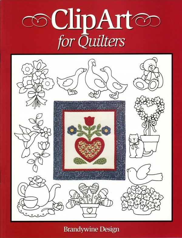 Redwork Embroidery, labels, applique designs