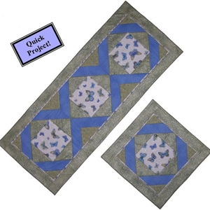 Quick, Easy placemat pattern