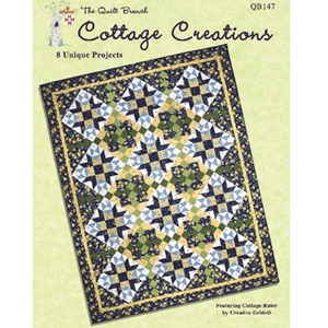 Cottage Creations Quilt Book